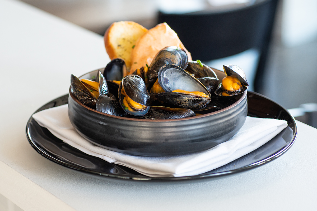 Le French - Moules