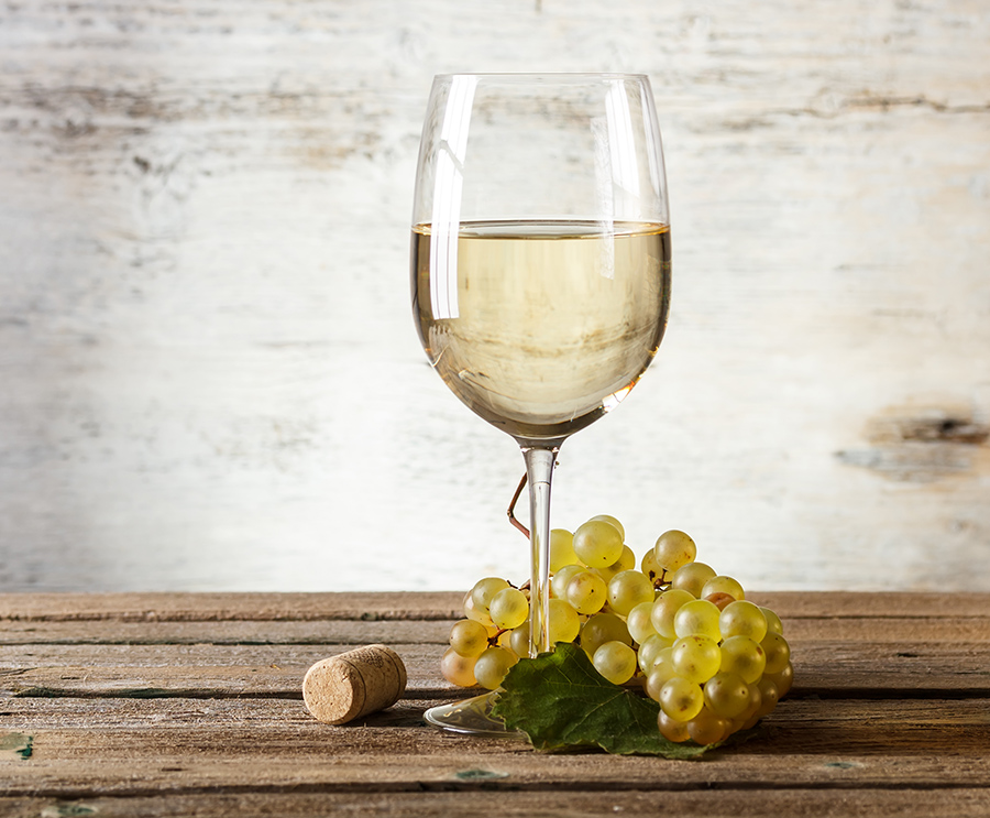 Le French - Glass of wine - Sav Blanc