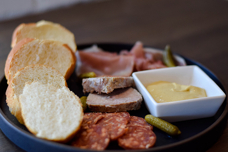 Le French - Menu - Charcuterie - 2