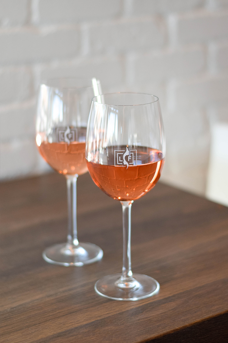 Le French - Menu - Happy Hour - Rose